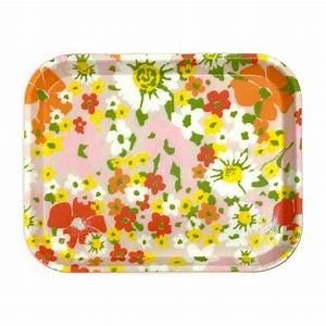 THREE potato FOUR Tray | Medium | Wildflowers