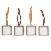 Tiny Frame | Kiko | Antique Brass