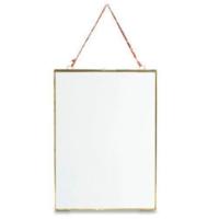 Frame | Kiko | Antique Brass | Portrait