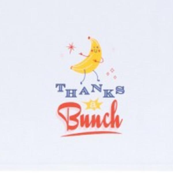 Tea Towel   Cheeky Banana