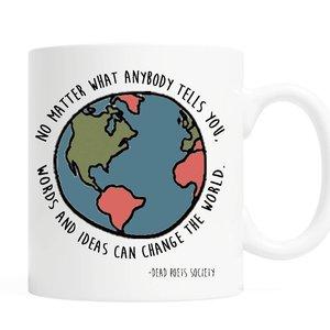 Fly Paper Coffee Mug | Words & Ideas