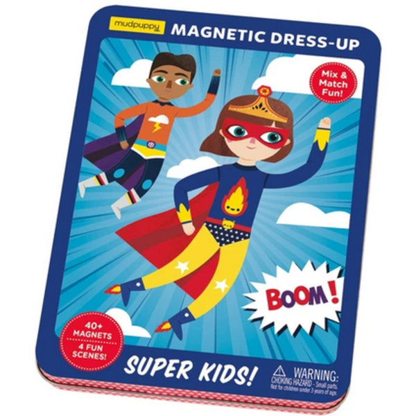 Magnetic Set | Super Kids!