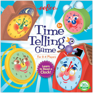 EEBOO Game | Time Telling