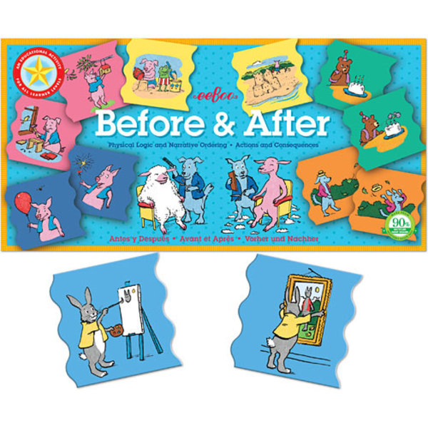 EEBOO Game | Before & After