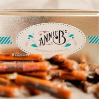 Handmade Caramel Tin | 45-Piece Assorted