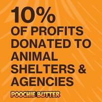 Poochie Butter | Dog Peanut Butter