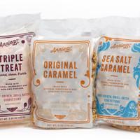 Annie B's Popcorn | Snack Packs