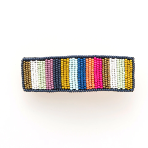 Ink + Alloy Beaded Barrette | Variety