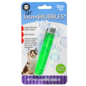 Pet Qwerks Kitty Incredibubbles | Catnip