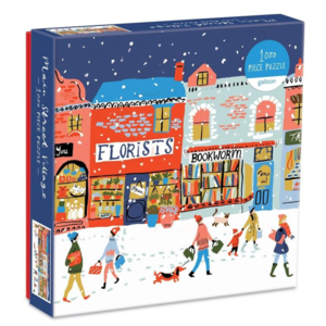 Chronicle Books Puzzle | 1000pc | Main Street Village