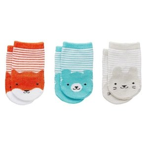 Petit Collage Organic Baby Socks | Animals