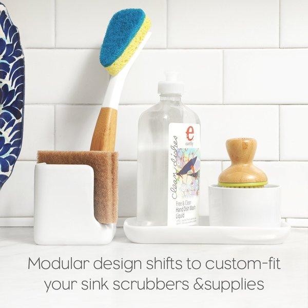Full Circle Home Ceramic Sink Caddy | Stash Modular