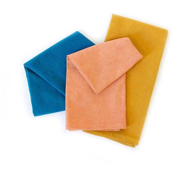 Kind Dish Cloths   Plant-Dyed   3-Pack