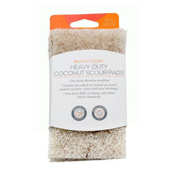Full Circle Home Scour Sponge   Beachy Clean   3-Pack