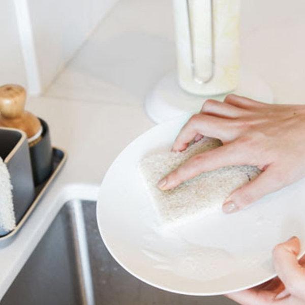 Full Circle Home Scrubber Sponge   Cleana Colada   2-Pack