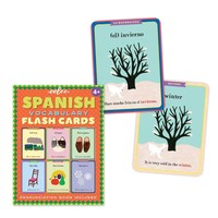 EEBOO Flash Cards | Spanish