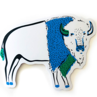 Stickers Northwest Sticker   Buffalo