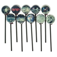 Sparko Sweets Galaxy Lollipop   NASA   Apollo 11 Mission