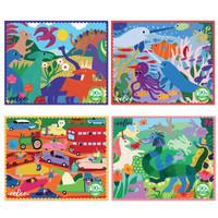 EEBOO Puzzles | Mini | 36-Piece