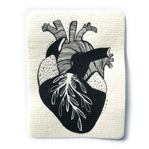 Fiddler's Elbow Hydro Cloth   PLENTY Made Heart