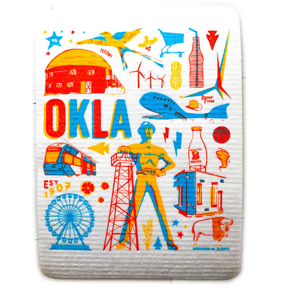 Hydro Cloth/PLENTY Made | Oklahoma Icons