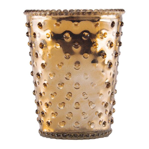 Simpatico Candle   Hobnail Latte
