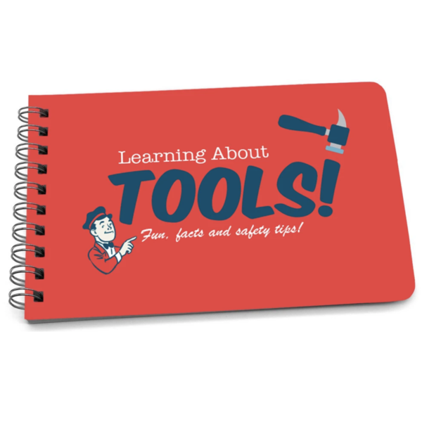 Papersalt Book | Learning About Tools