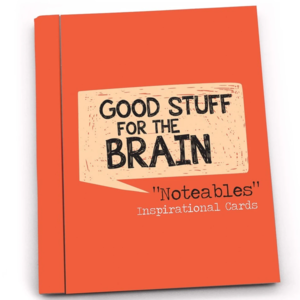 Papersalt Noteables | Good Stuff For The Brain