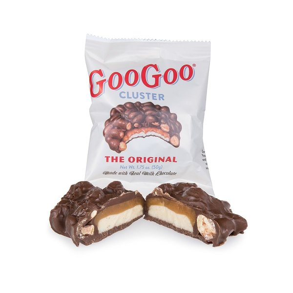 Candy | Original Goo Goo Cluster | 3 Count