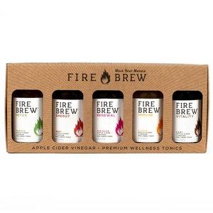 Mind Your Manna Wellness Tonic   Fire Brew Sampler