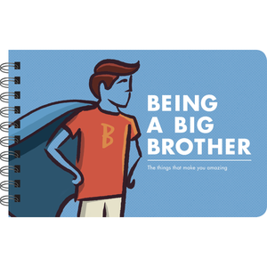 Papersalt Book | Being a Big Brother