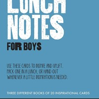 Papersalt Lunch Notes | Grit for Boys