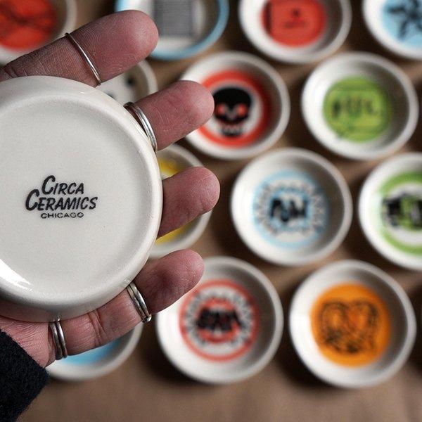 Circa Ceramics Littlest Dish | Ceramic