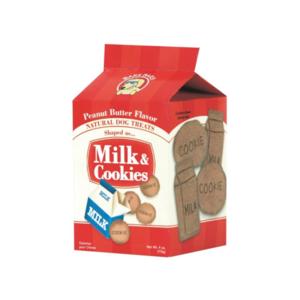 Pet Snax Dog Treats   PB Milk & Cookies