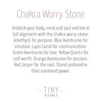 Tiny Ritual Worry Stones