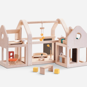 Plan Toys Playhouse Dollhouse | Slide 'N Go