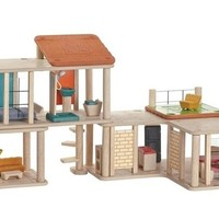 Plan Toys PlayHouse | Creative Dollhouse