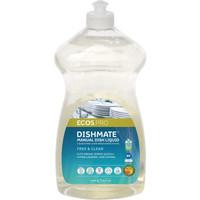 Dishwashing Liquid | ECOS Free & Clear | 25oz