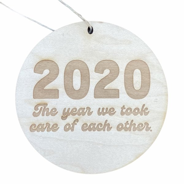 Channel Craft Ornament | 2020
