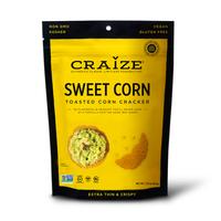 Craize Corn Toasted Corn Crackers