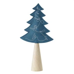 "Accent Decor Tree | Wood Base | 18.75"""
