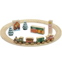 Maple Landmark Railway Set | North Pole Village