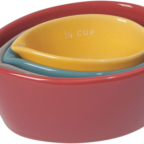 Now Designs Measuring Cups   Canyon   Set of 4