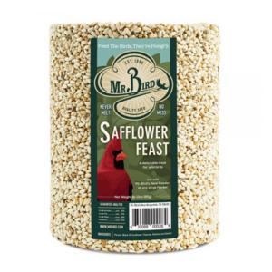 Mr. Bird Bird Seed Cylinder | Large | Safflower Feast