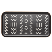 Now Designs Tray | Willow Wood | Ziggy