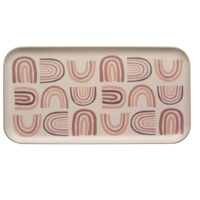Now Designs Tray   Willow Wood   Solstice