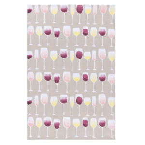 Tea Towel | Wine Tasting