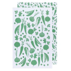Floursack Tea Towel | Set of 2 | Greenbriar