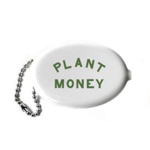 THREE potato FOUR Coin Pouch | Plant Money