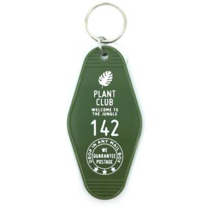 THREE potato FOUR Key Tag | Plant Club